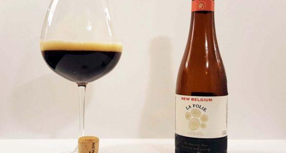 New Belgium La Folie 2018