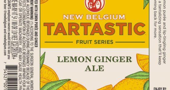 New Belgium Tartastic