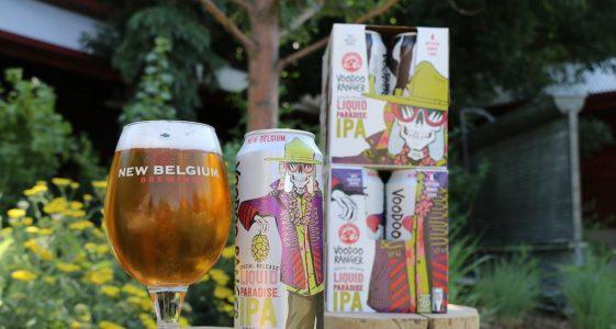 New Belgium Voodoo Ranger Liquid Paradise