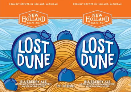 New Holland Lost Dune Blueberry Ale
