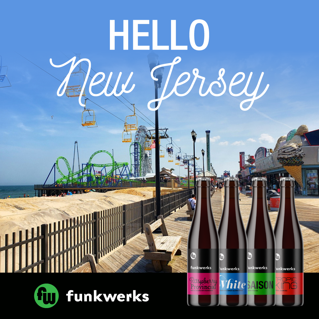 Funkwerks New Jersey