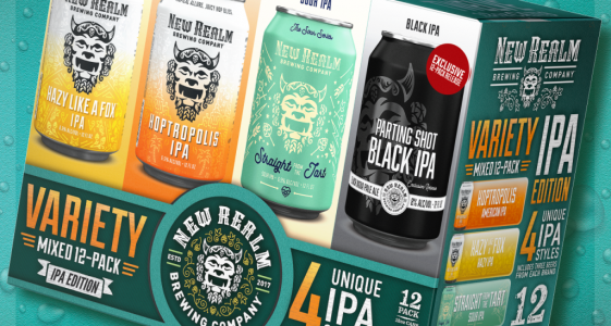 New Realm Brewing Mixed 12 Pack