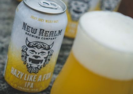 New Realm Hazy Like a Fox