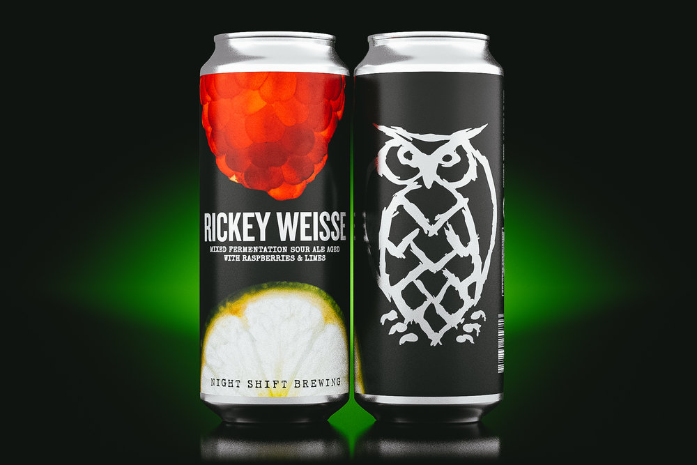 Night Shift Rickey Weisse Can