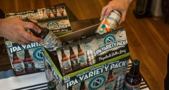 Ninkasi Brewing Spring Variety IPA Pack