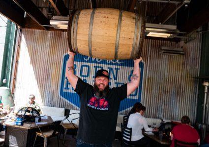 No-Li Brewhouse Brewer