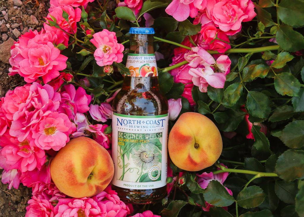 North Coast Brewing Passion Fruit-Peach 1