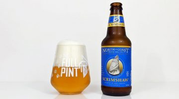 North Coast Scrimshaw Pilsner