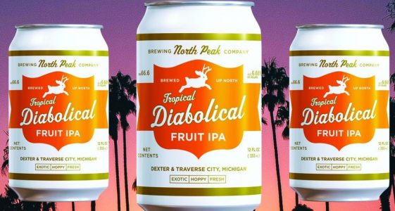 North Peak Tropical Diabolical IPA