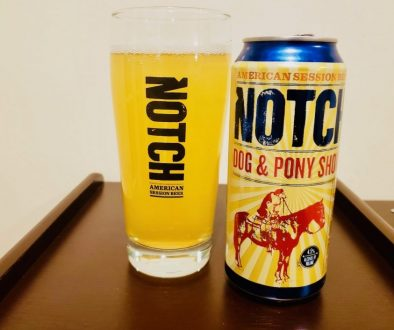 Notch Brewing Dog and Pony Show