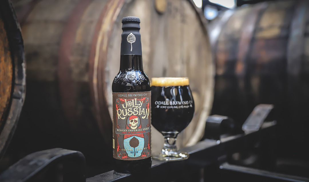 Odell Brewing Jolly Russian
