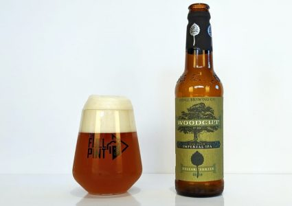 Odell Woodcut Imperial IPA