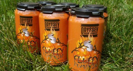 Odyssey Fluffy Pumpkin Marshmallow Porter