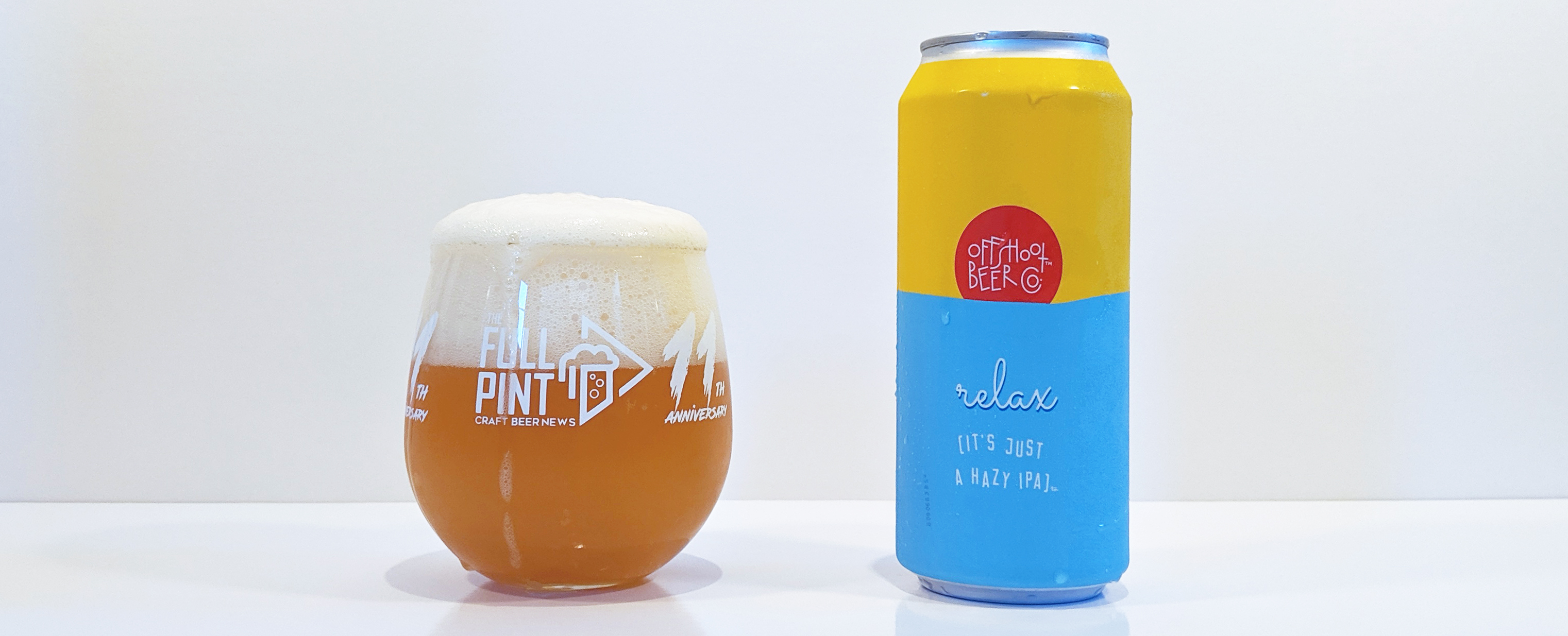 Offshoot Beer Co Relax Hazy IPA