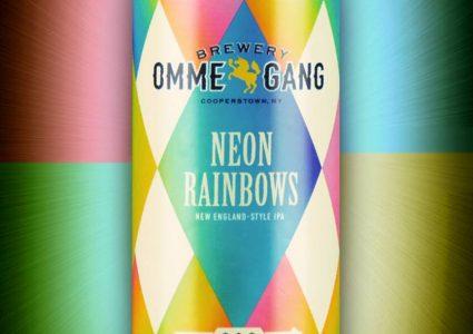 Ommegang Neon Rainbows