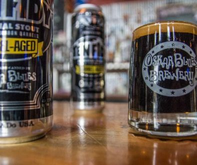 Oskar Blues Barrel Aged Ten FIDY