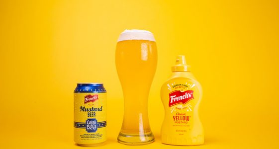 Oskar Blues Frenchs Mustard Beer