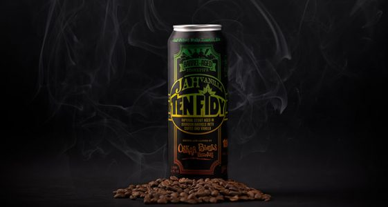 Oskar Blues JAHvanilla Ten FIDY