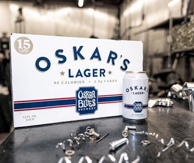 Oskar Blues Lager
