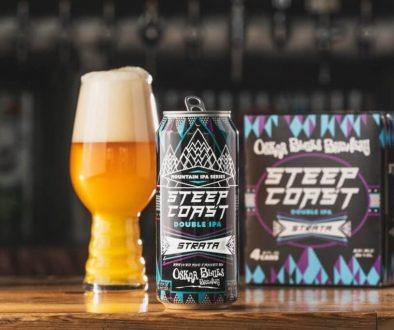 Oskar Blues Steep Coast Zappa