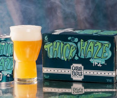 Oskar Blues Thick Haze IPA