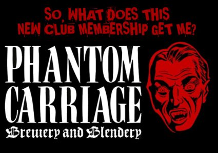 Phantom Carriage - PhanClub