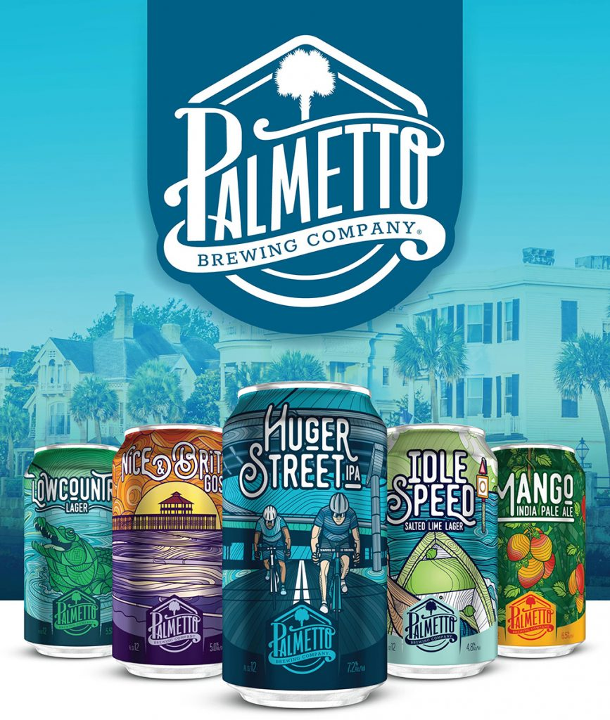 Palmetto Brewing 2019