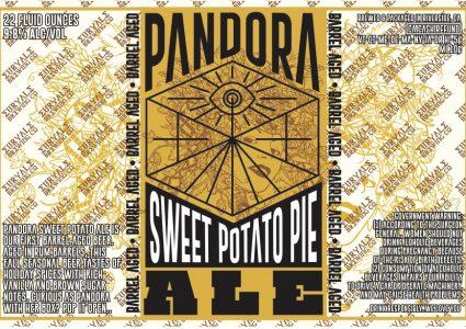 Pandora Sweet Potato Ale