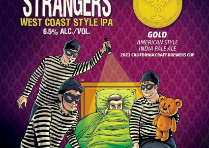 Paperback Brewing Tucked in by Strangers IPA