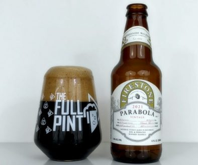 Firestone Walker Parabola 2021
