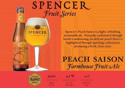 Spencer Brewery - Peach Saison