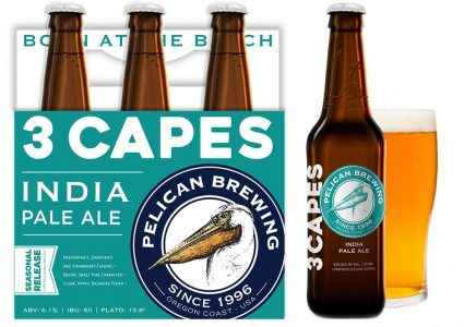 Pelican Brewing - 3 Capes IPA