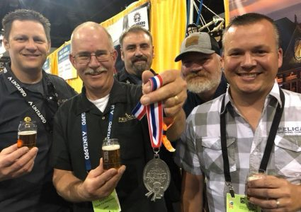 Pelican Brewing GABF 2018