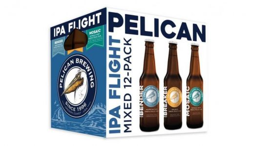 Pelican IPA Flight Mixed 12 Pack