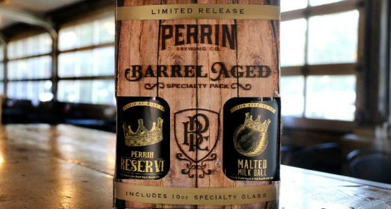 Perrin Barrel Aged Specialty Pack