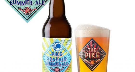 Pike Brewing Seafair Summer Ale