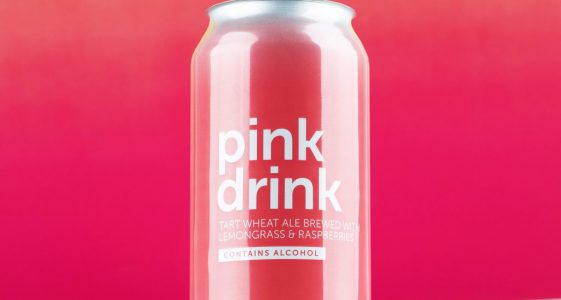 Hi-Wire Brewing - Pink Drink