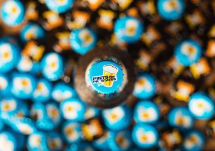 Pints for Prostates Crowns