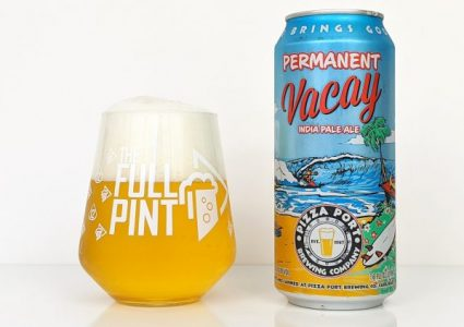 Pizza Port Permanent Vacay IPA