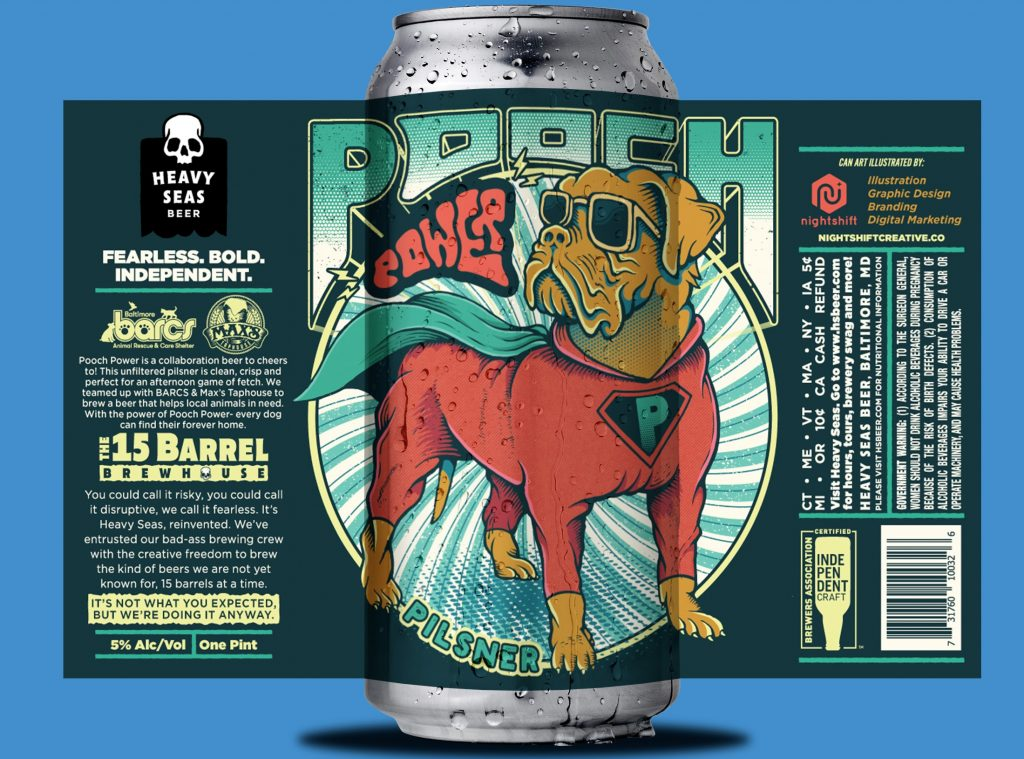 Heavy Seas Pooch Power