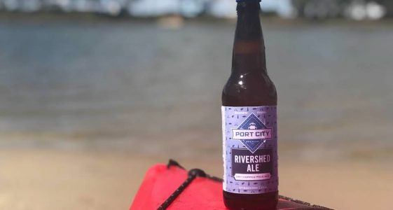 Port City Rivershed Ale