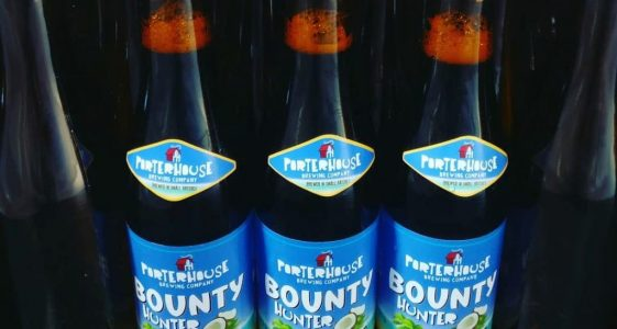 Porterhouse Brewing Bounty Hunter
