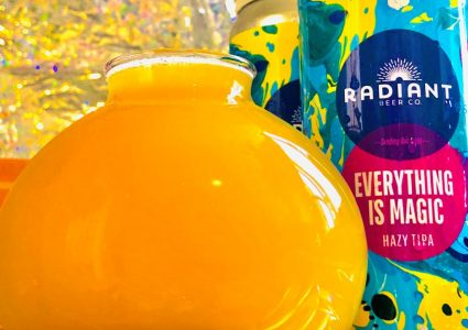 Radiant Beer Co Everything is Magic
