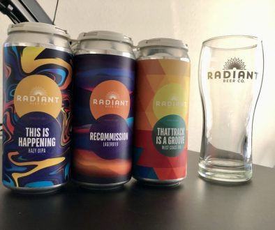 Radiant Beer Company Beers