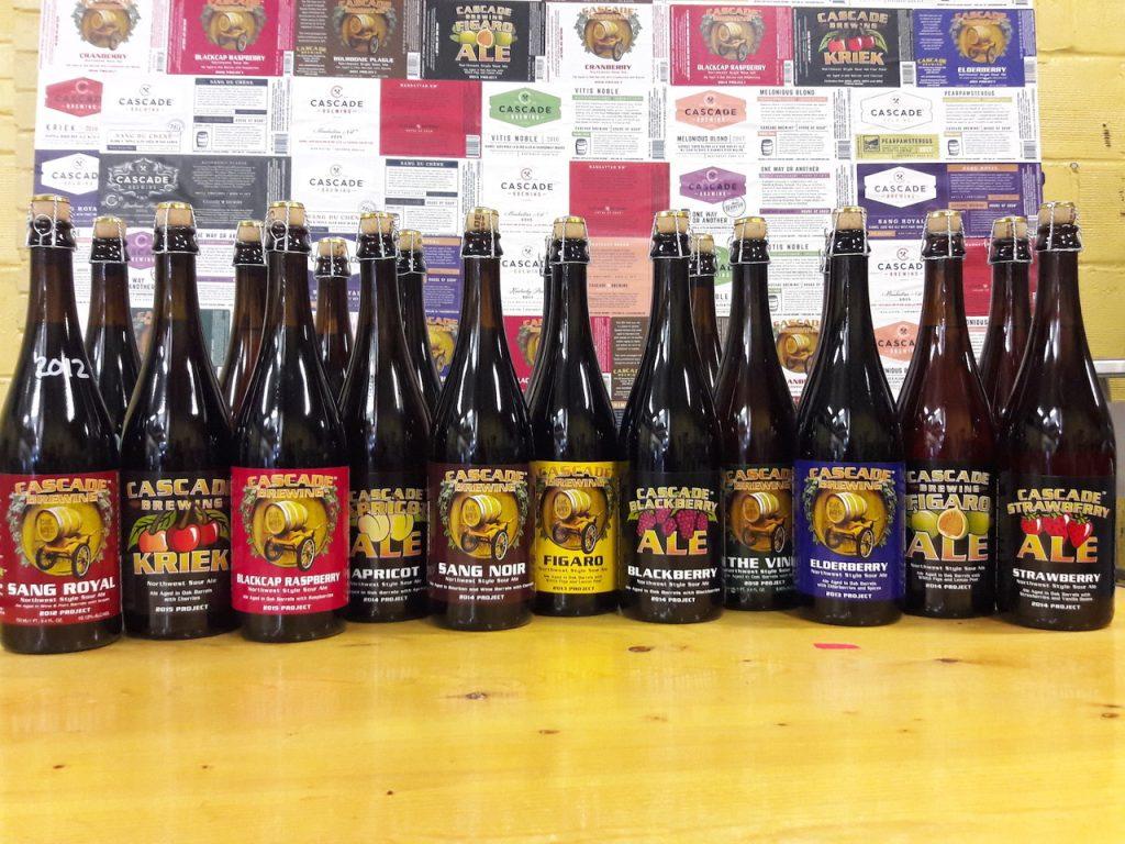Cascade Brewing - Raid The Cellar