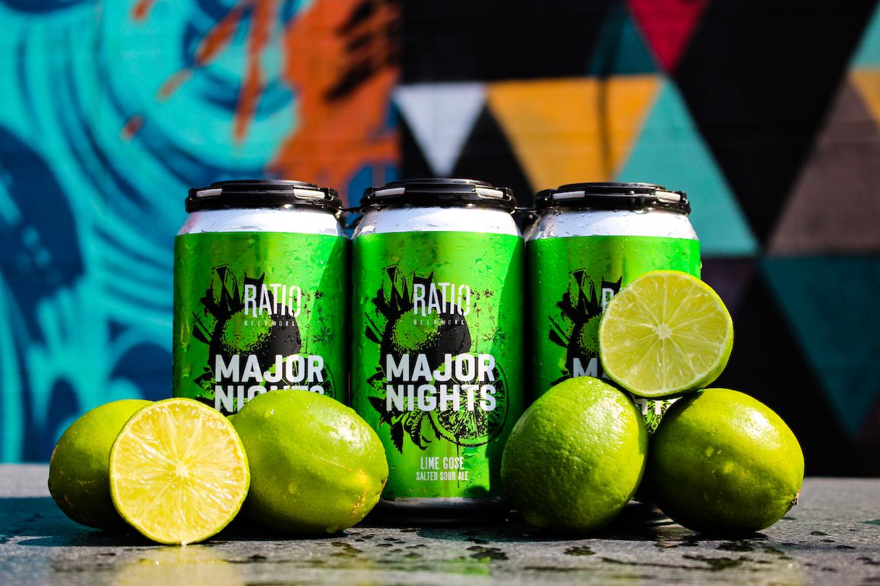 Ratio Beer Works Major Nights