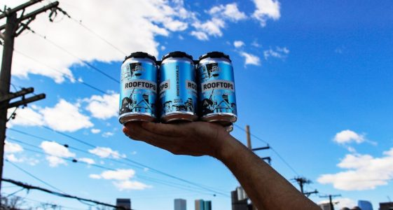 Ratio Beer Works Rooftops Mexican Lager