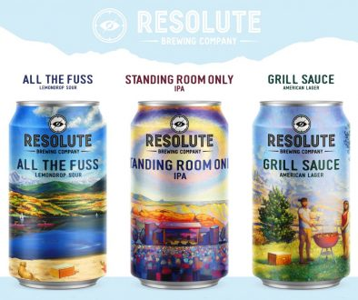 Resolute Brewing - Cans
