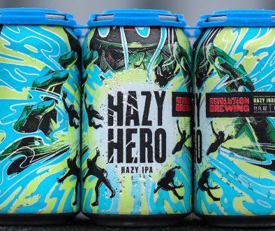 Revolution Hazy Hero