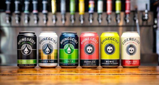 Rhinegeist Cans 2019